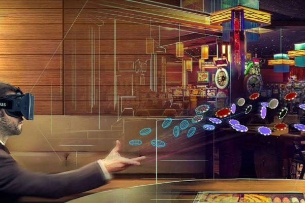 VR Tech in Gambling