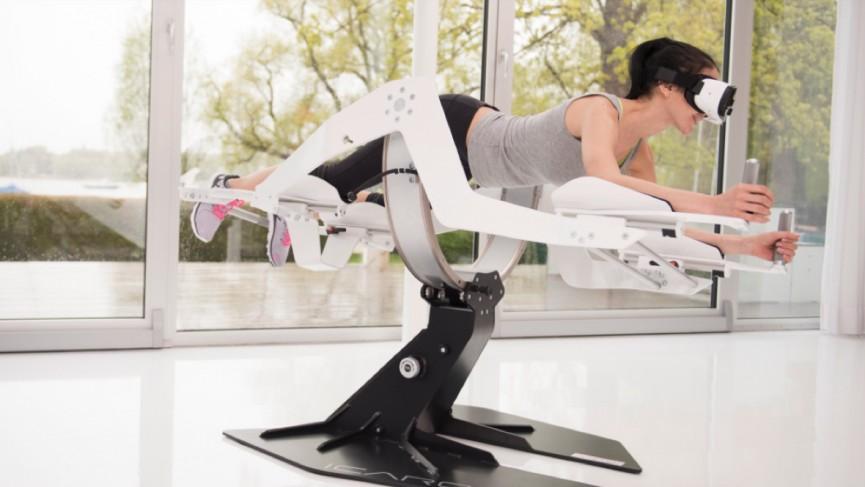 ICAROS VR Exercise Equipment