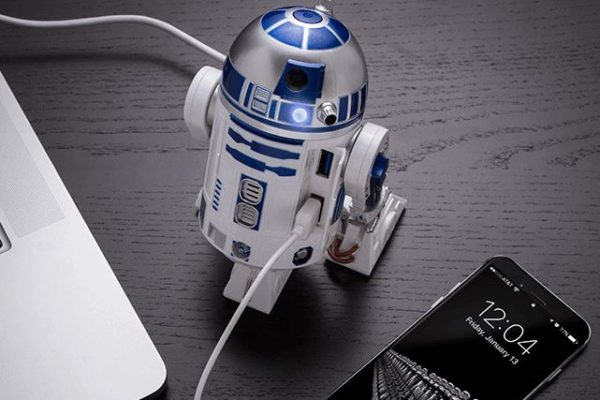 R2-D2 USB Charging Hub