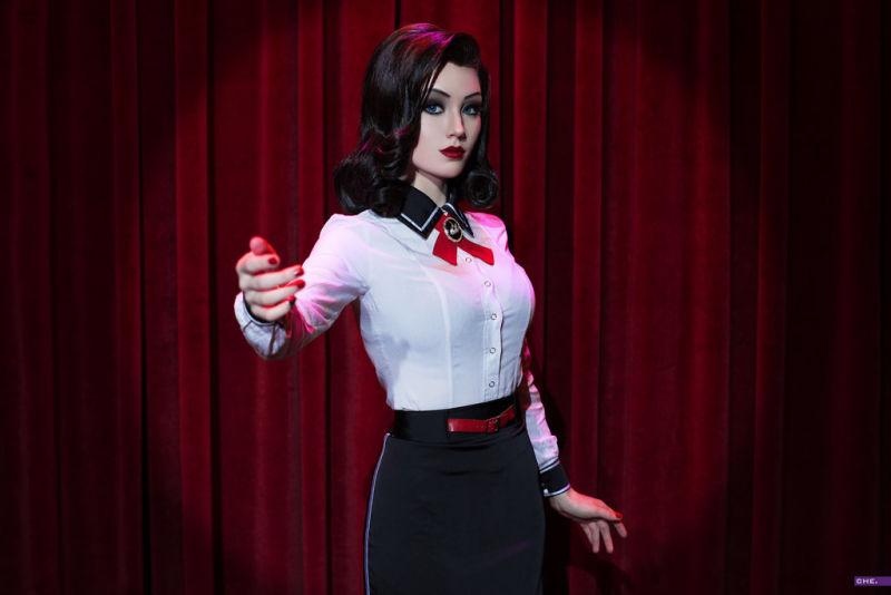 BioShock Infinite's Elizabeth Cosplay