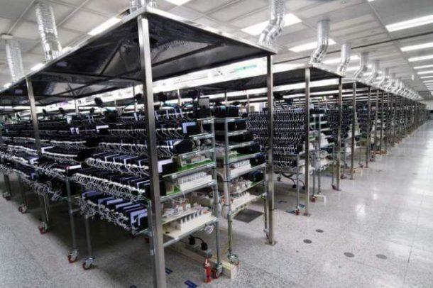 Samsung's Test Lab