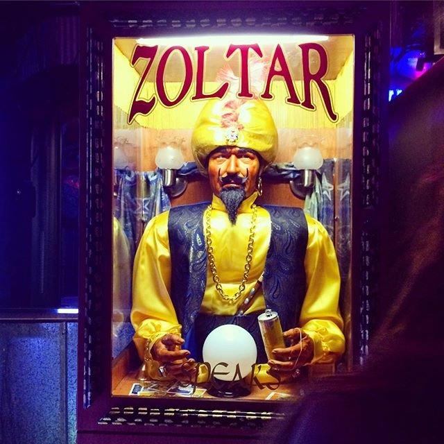zoltar fortune teller machine scripts