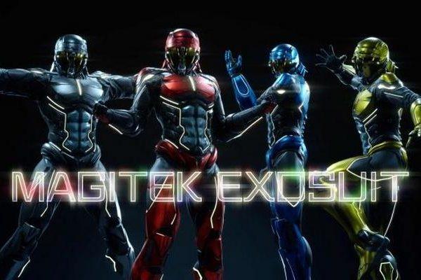 Final Fantasy XV-exosuits