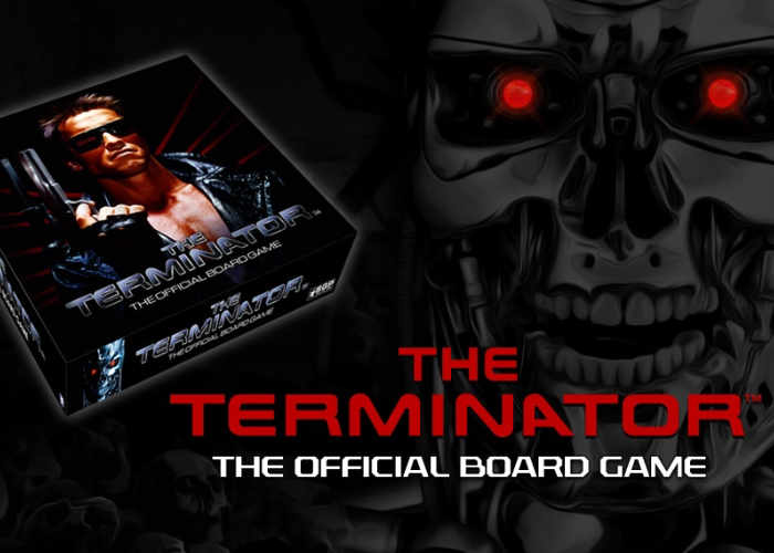 The Terminator Official Board Game