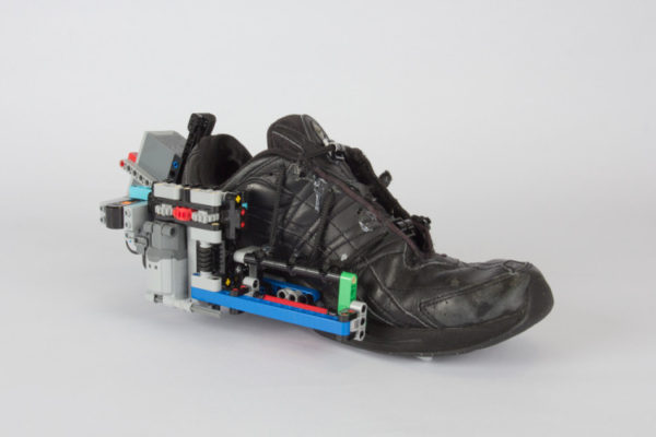 LEGO Powered Self Lacing Sneakers