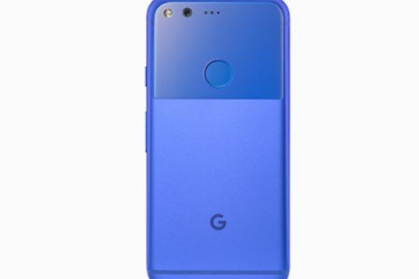 Blue Google Pixel And Pixel XL