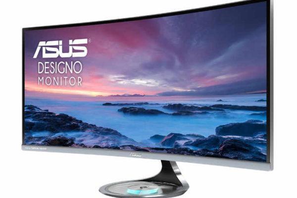 ASUS Designo Curve MX34VQ Monitor