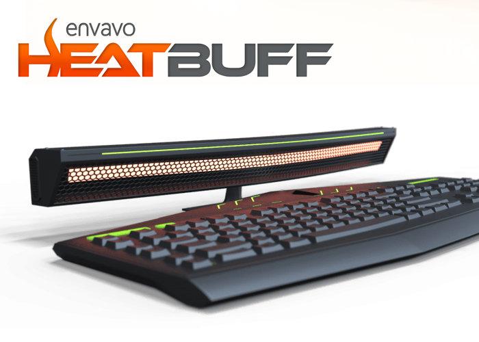 Keyboard Heater