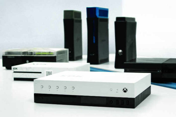 Xbox One Scorpio Development Kit