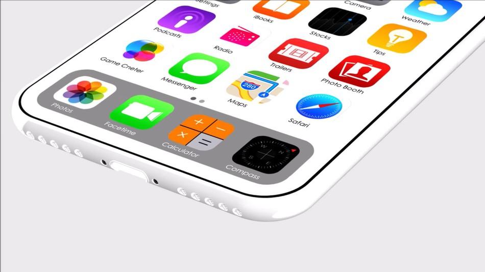 White iPhone 8