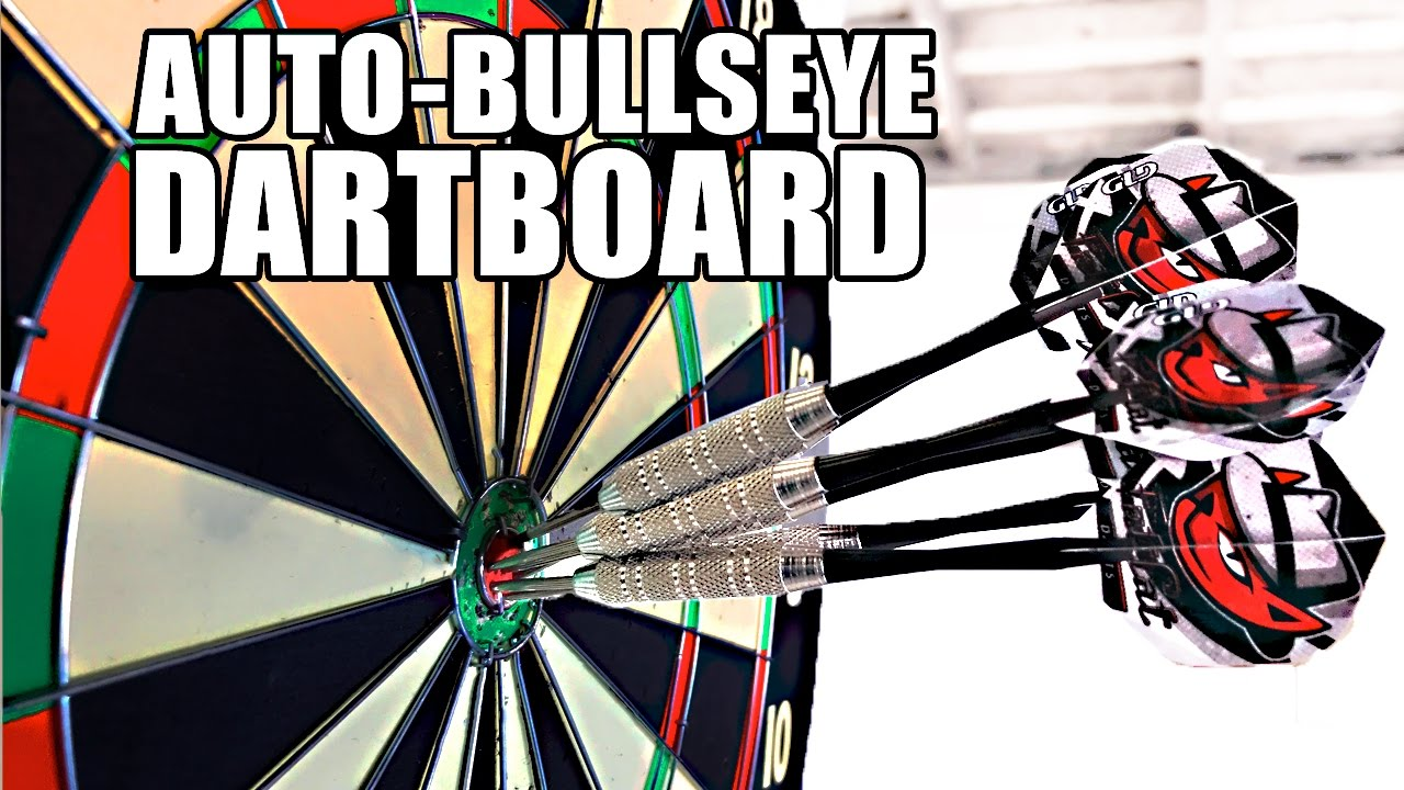 Moving Dartboard