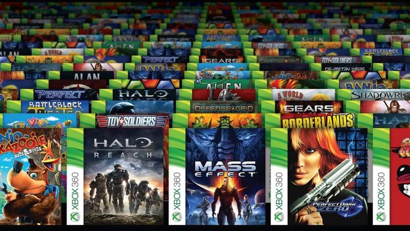 Xbox Backwards Compatible Games