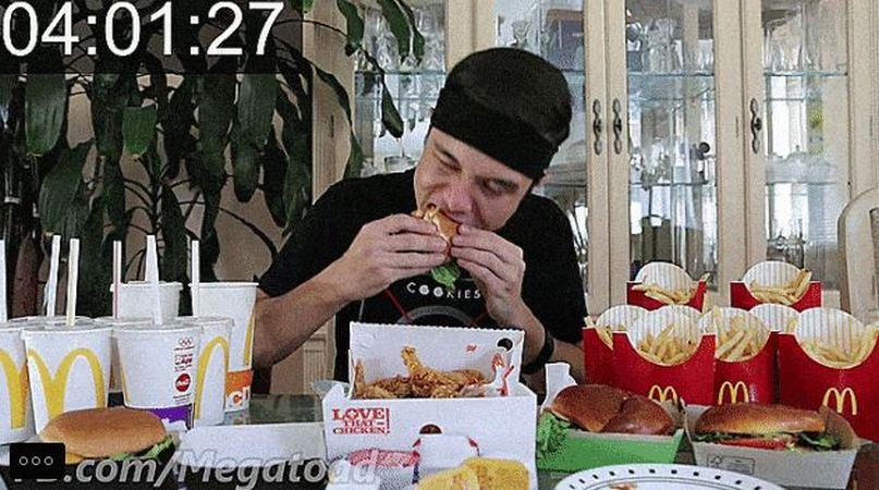 Big Smoke Fast Food Order