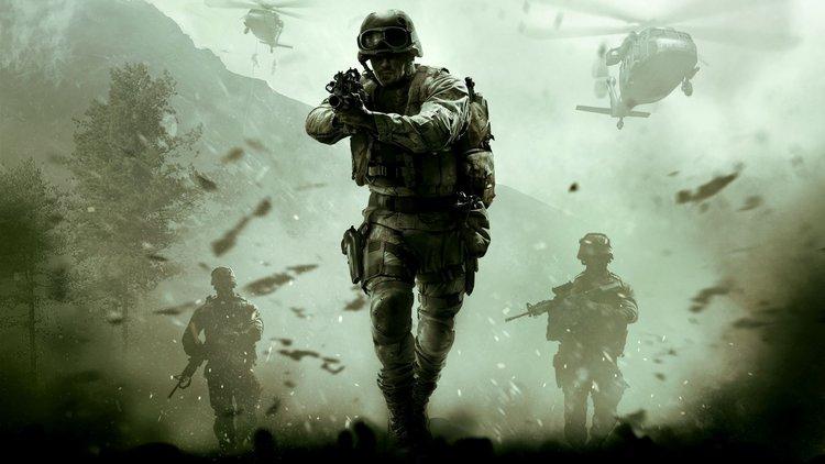 Modern Warfare Remastered
