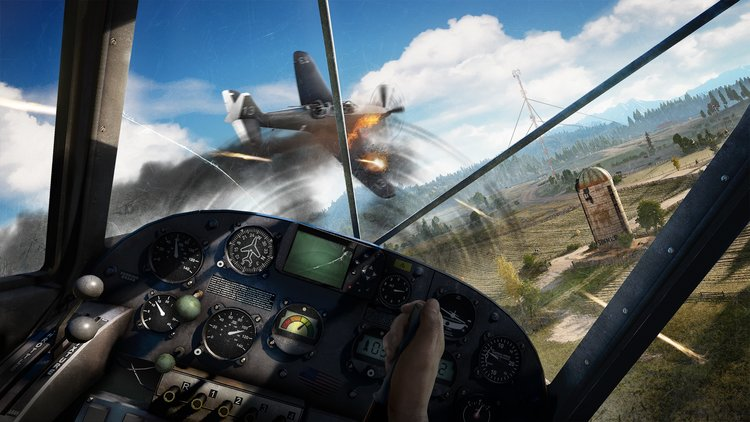 Fist Look At Far Cry 5 In Awesome Trailers Gamengadgets