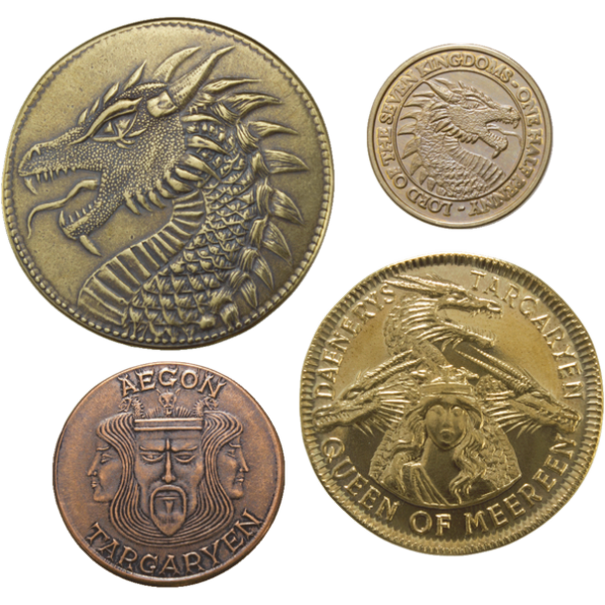 Games of Thrones Coins