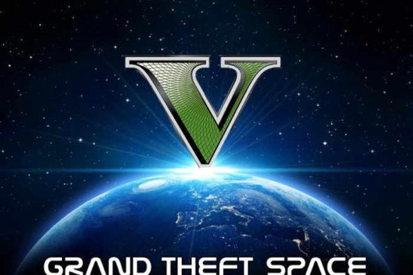 GTA5 Space Mod