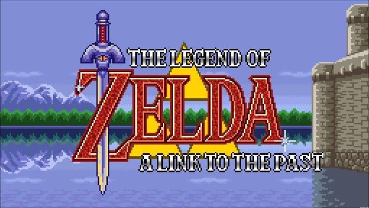 ZELDA: LINK TO THE PAST