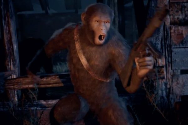 The PLANET OF THE APES: LAST FRONTIER