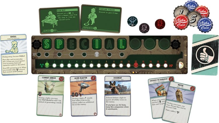 FALLOUT Tabletop Game Announced