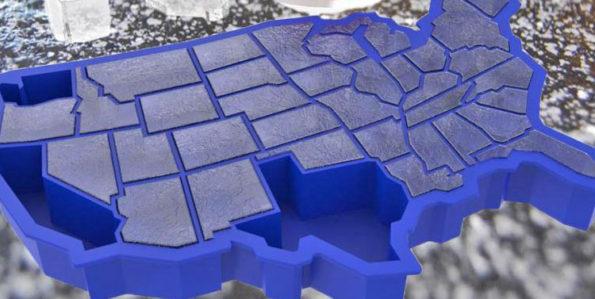USA-Ice-Cube-Tray