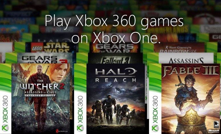 All The Xbox One Backwards Compatibility Games - GameNGadgets