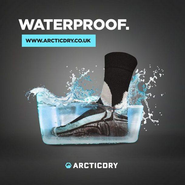 ArcticDry Water Proof Socks
