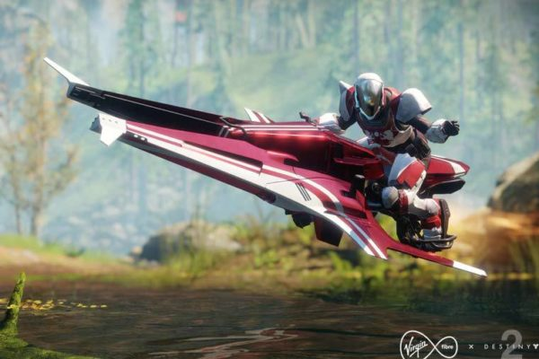 Destiny 2- Sparrow