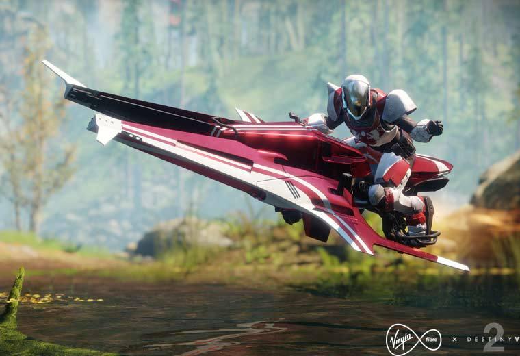 Destiny 2- Sparrow