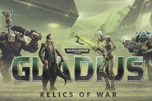 Warhammer 40,000 Gladius – Relics of War