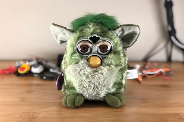 Amazon Echo Furby