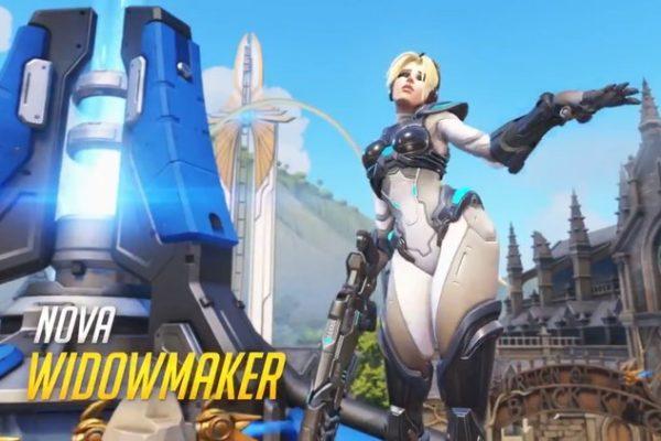 OVERWATCH'S Blizzard World Skins