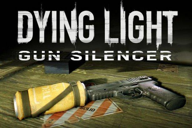 DYING LIGHT: GUN SILENCER