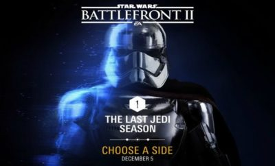 STAR WARS BATTLEFRONT II The Last Jedi