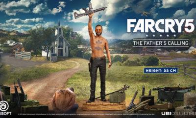 FARCRY 5 Exclusive Figurine