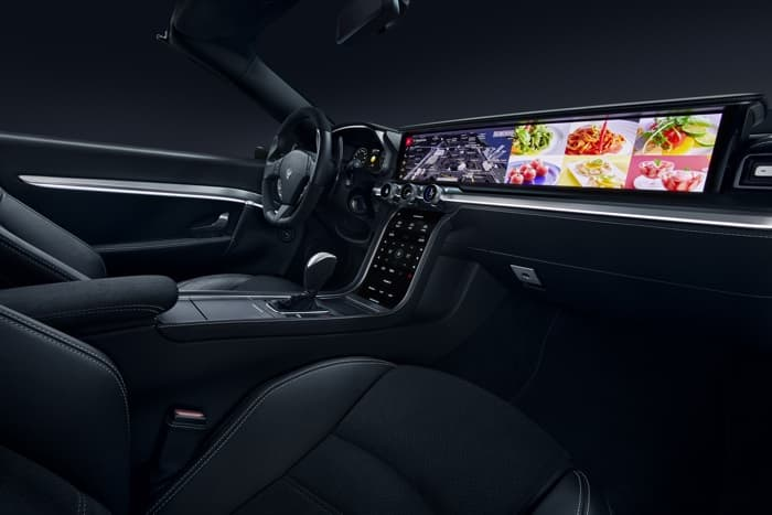 Samsung's  Digital Cockpit