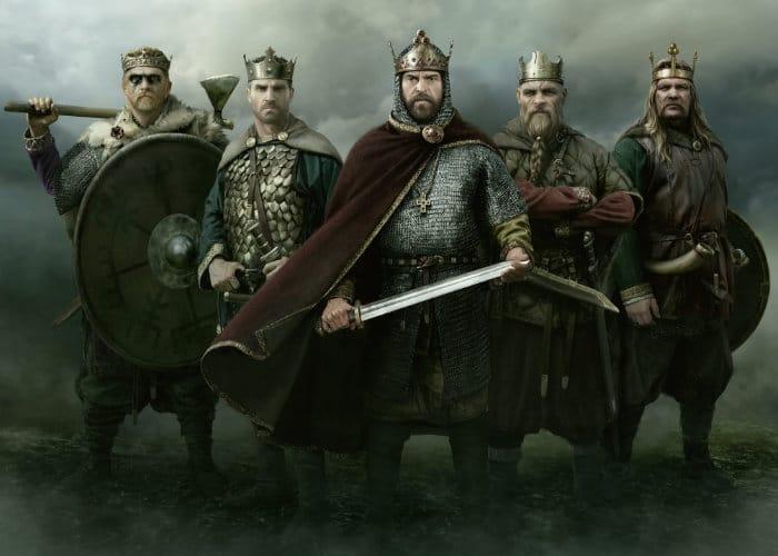 Total War Thrones of Britannia