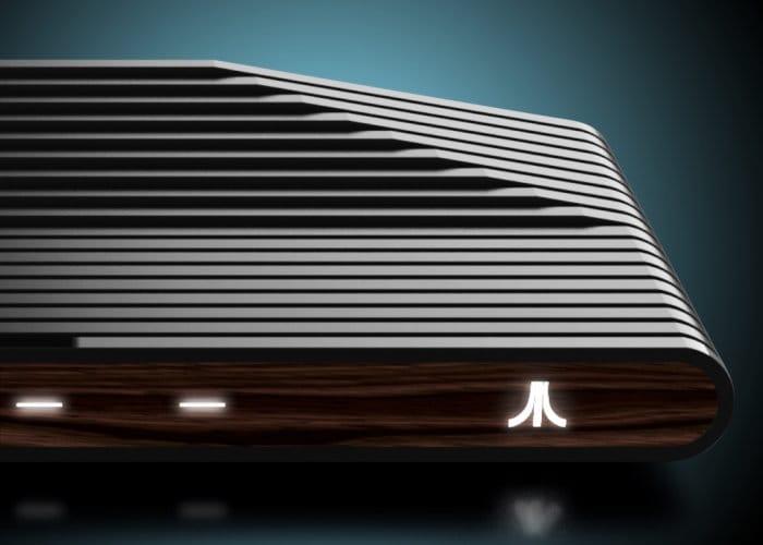 Atari VCS Console