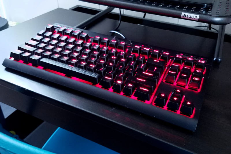 Tenkeyless Mechanical Keyboard