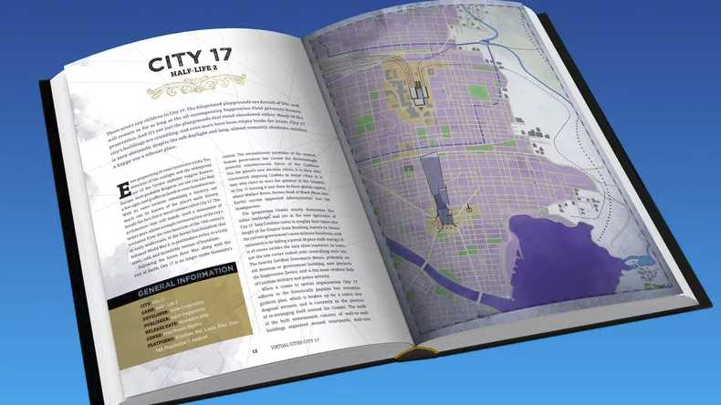 Video Game Atlas