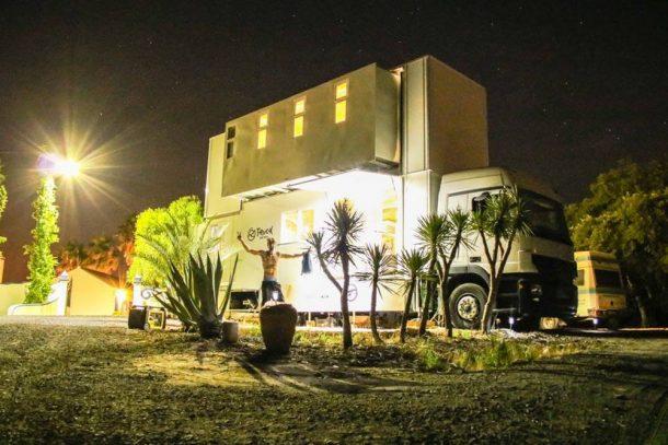 Double Decker Motor-Home