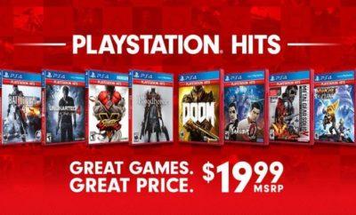 PS4 Classics