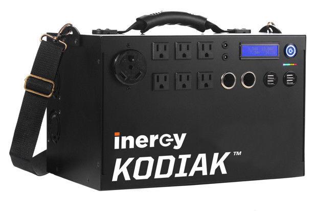 Kodiak Solar Generator