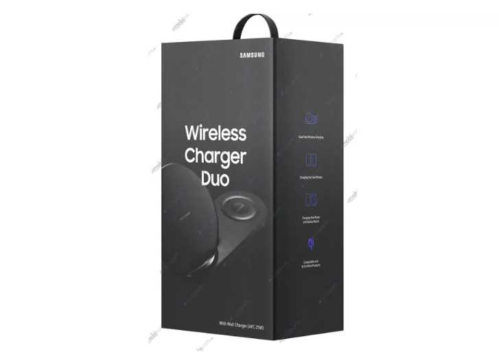 Samsung's New Wireless Charger