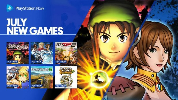 Ps now games