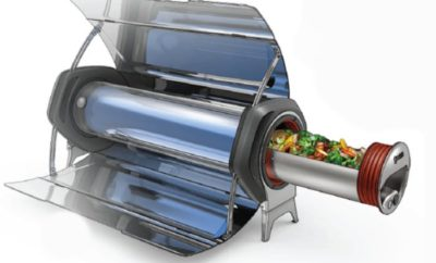 GoSun Fusion Solar Cooker