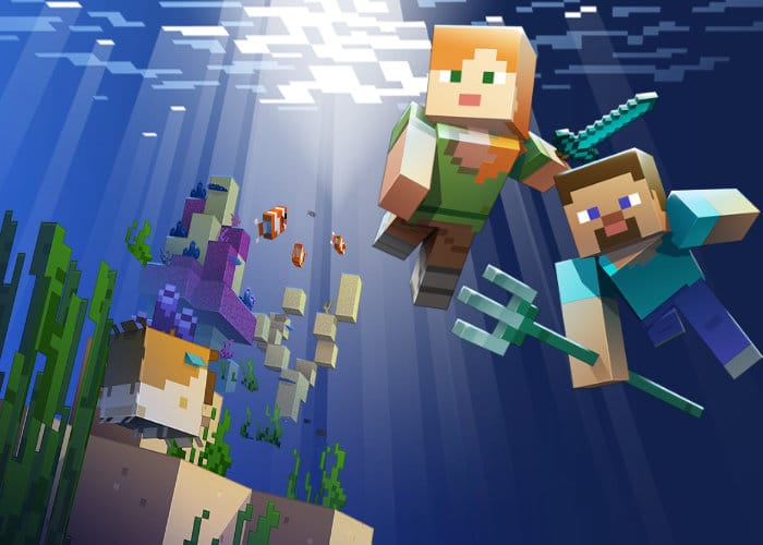 Minecraft Aquatic