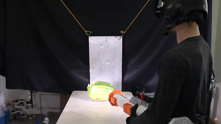 Nerf Rocket Launcher