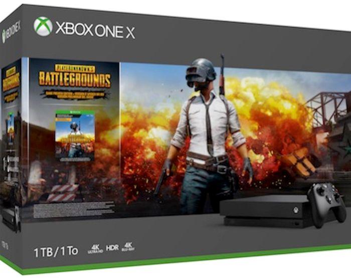 Xbox One PUBG
