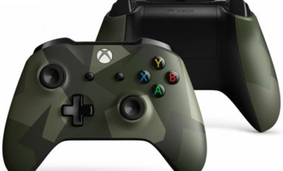Armed Forces II Special Edition Xbox Controller